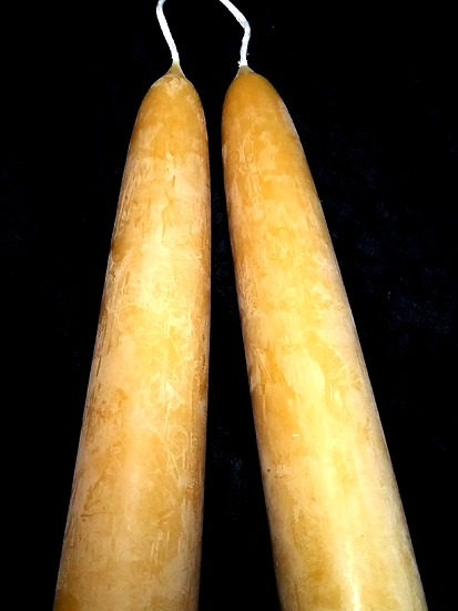 Pure Beeswax Candles - Giant