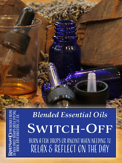 Switch Off Oil