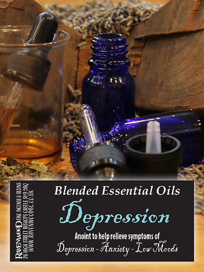 Depression Relief Oil