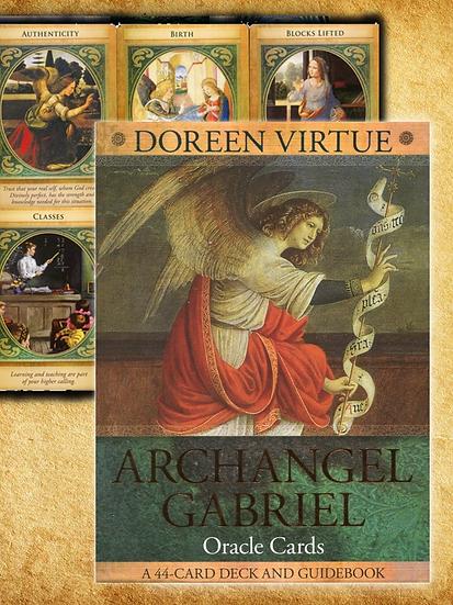 Archangel Gabriel Angel Cards