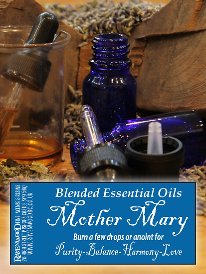 Mother Mary Oil