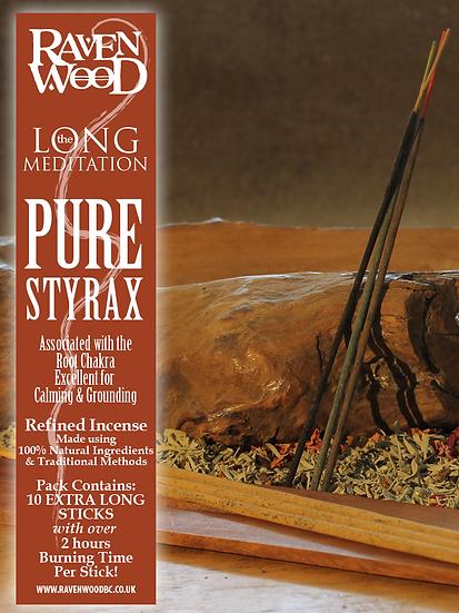 Long Meditation Styrax