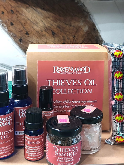 Thieves Oil Collection