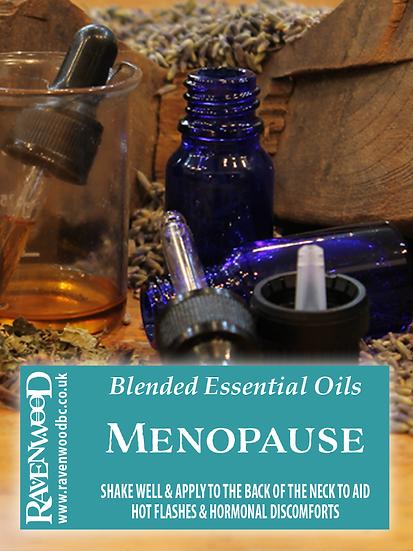 Menopause Oil