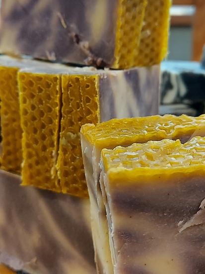 Olive Oil Soap - Propolis Bee Blend