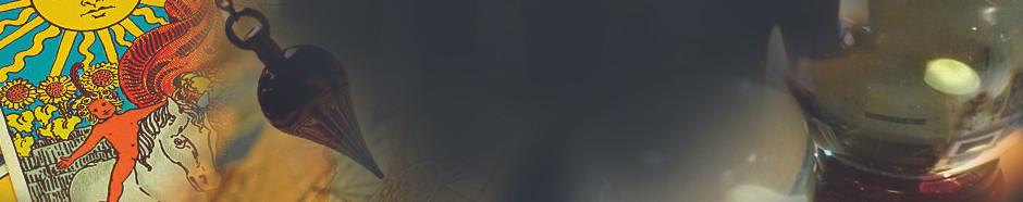 RAVENWOOD DIVINATION TAROT PENDULUM CRYS