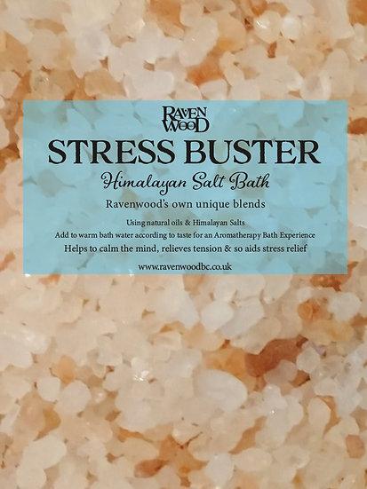 Stress Buster Himalayan Salt Bath