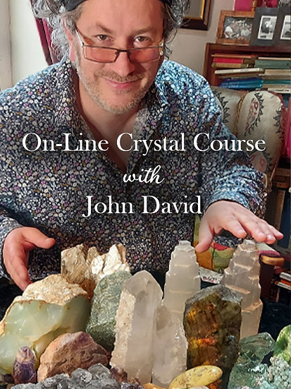 On-line Crystal Course with John David
