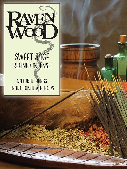 Pure Sweet Sage Sticks
