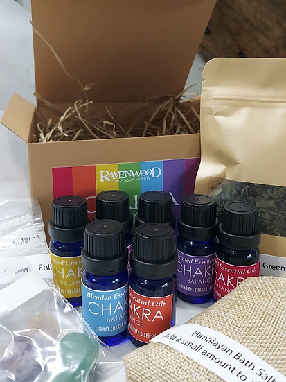 Chakra Box Collection