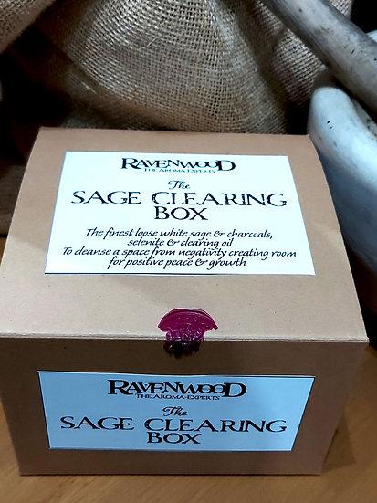 Sage Clearing Box