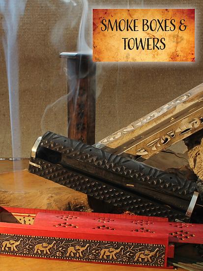 Smoke Towers & Boxes