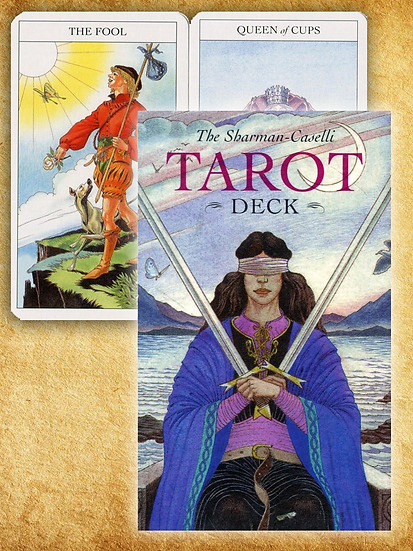 The Sharman Caselli Tarot