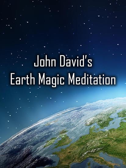 Earth Magic Meditation by John David