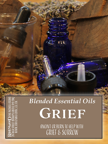 Grief Support Oil