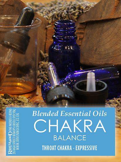 Chakra Balance Oil - Throat