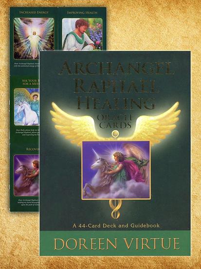 Archangel Raphael Angel Cards