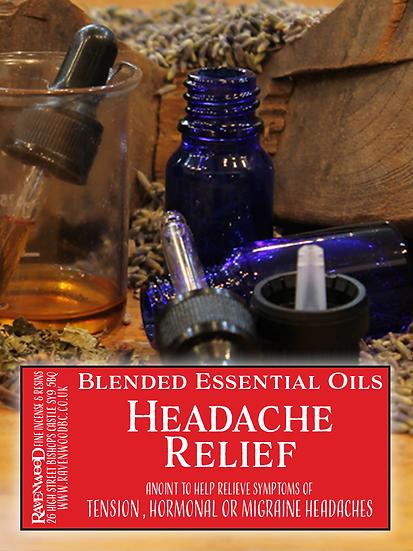Headache Relief Oil