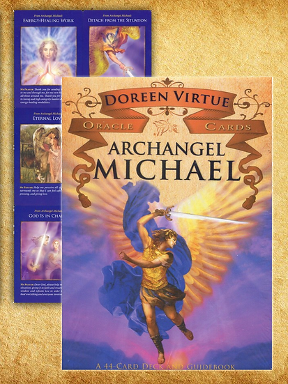 Archangel Michael Angel Cards