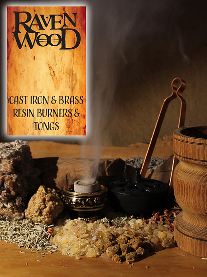 Cast Iron & Brass Burners