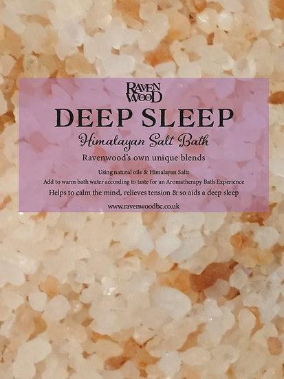 Deep-Sleep Himalayan Salt Bath