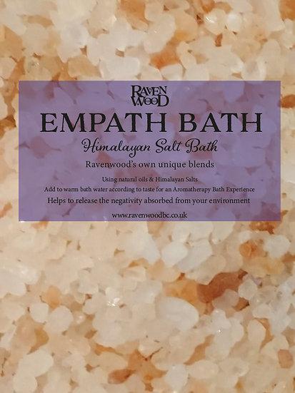 Empath Bath - Himalayan Salt Bath