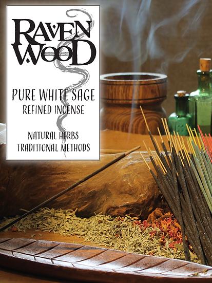 Pure White Sage Sticks