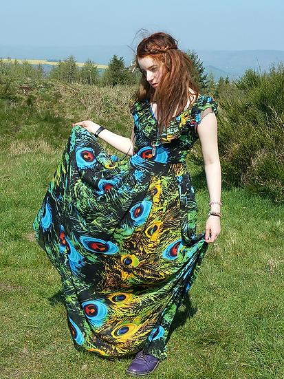 Persephone Goddess Gown