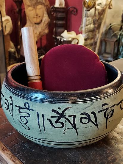 Ravenwood Tibetan Singing Bowl Set