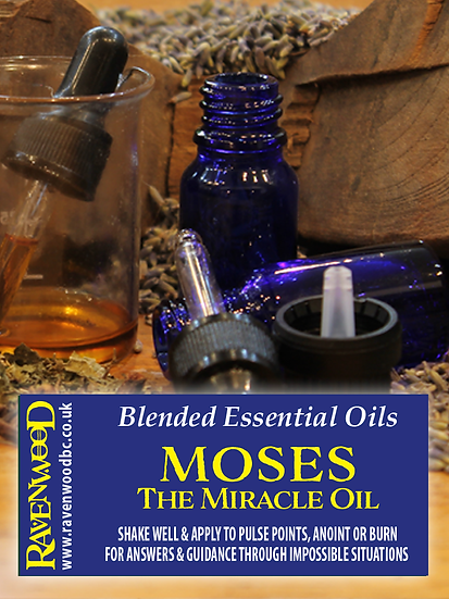 Moses - The Miracle Oil