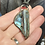 Thumbnail: Handcrafted Abalone Shell Pendant