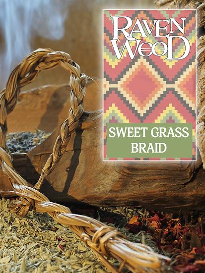 Sweetgrass Braid