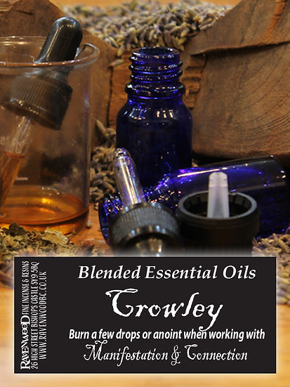 Crowley's Oil
