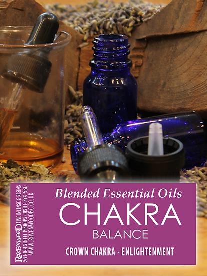 Chakra Balance Oil - Crown