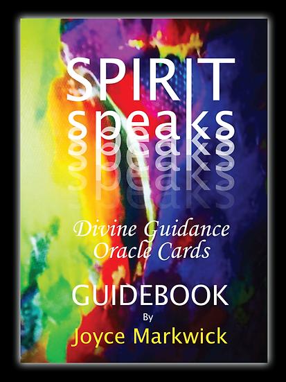 Spirit Speaks Divine Guidance Oracle Cards by Joyce Markwick
