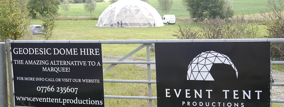 Event tent productions contact details