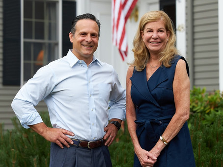 GOP Candidates Jim Baldassare and Kate Grochala Declare Victory in Bernards Township