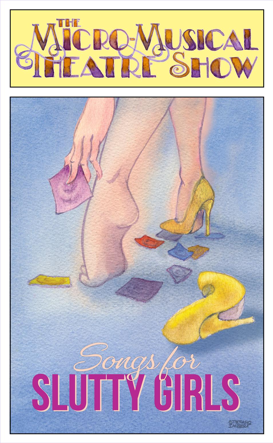 Songs for Slutty Girls