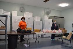 Inside Volunteers