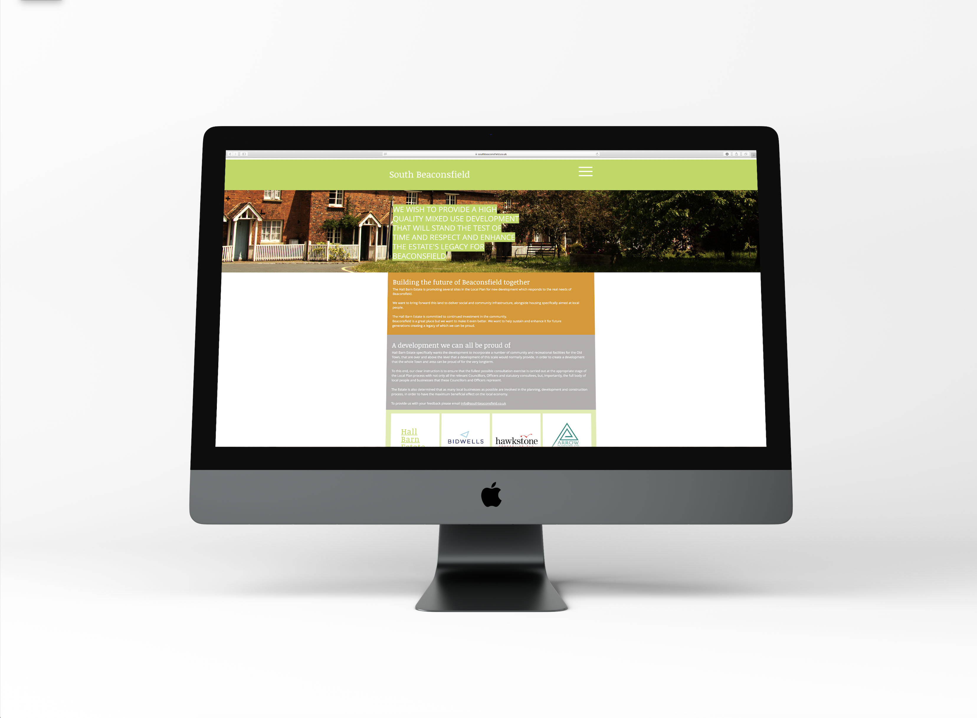South Beaconsfield website