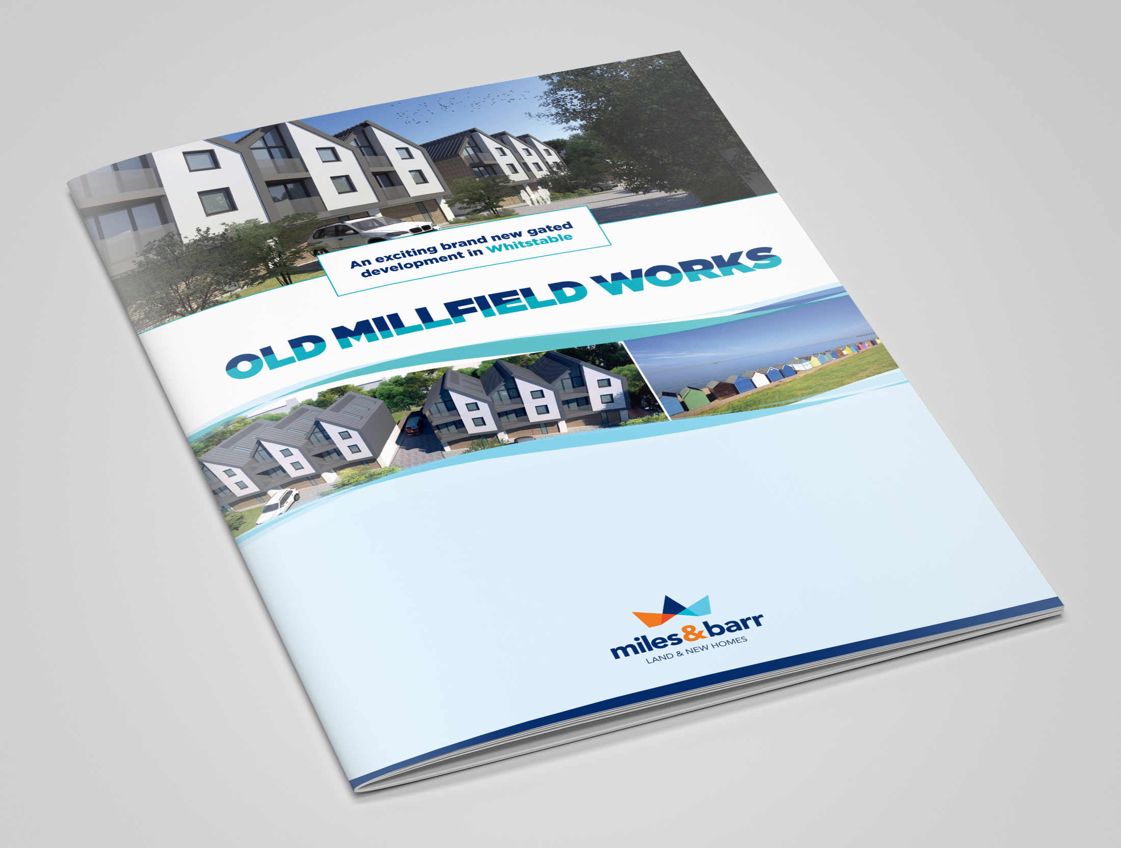 Old Millfield Works Brochure