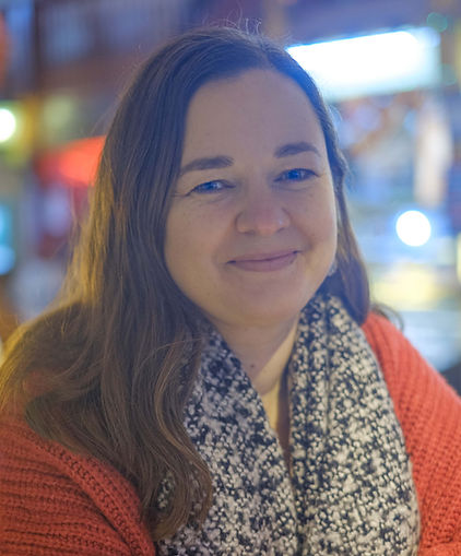 Portrait of Rebecca Thomas