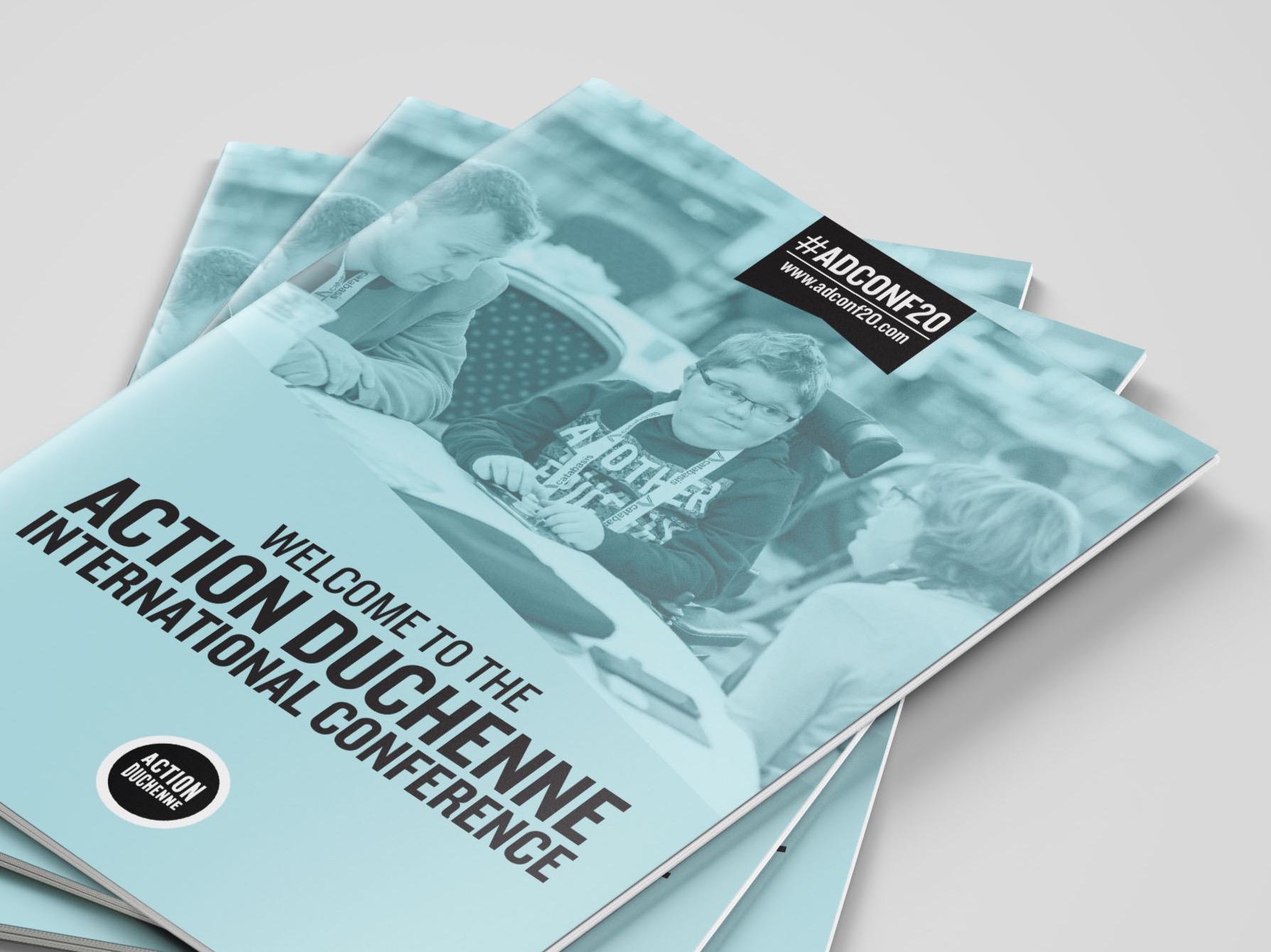 Action Duchenne Conference Brochure