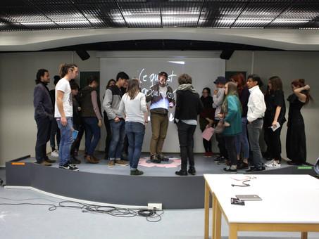 Creative Sector Training Needs