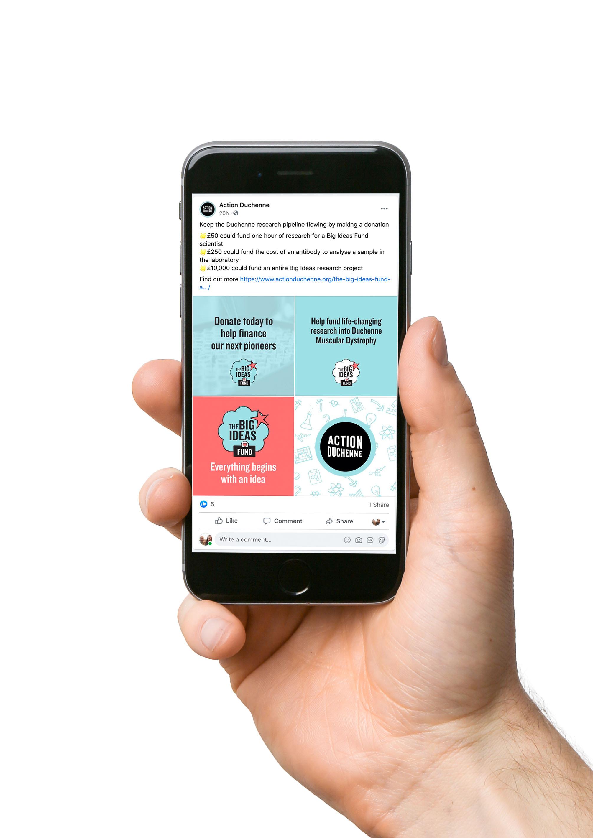 iPhone 6_AD Facebook_Big Ideas