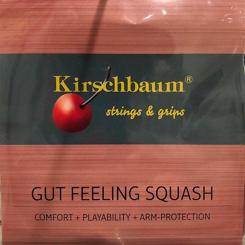キルシュバウム(Kirschbaum) スカッシュ用ストリング GUTFEELING 1.22mm
