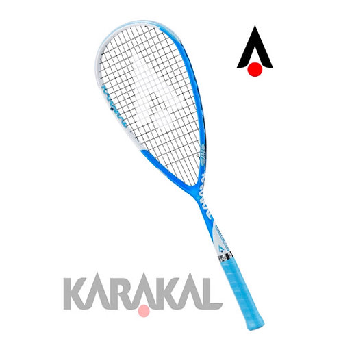 カラカル(KARAKAL) スカッシュラケット クリスタル 120g