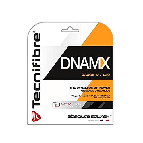 テクニファイバー(Tecnifibre) スカッシュ用ストリング DYNAMIX 1.20mm