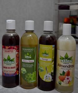Shampoos Artesanales