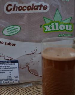 Bebida de Soya con Chocolate 500g.